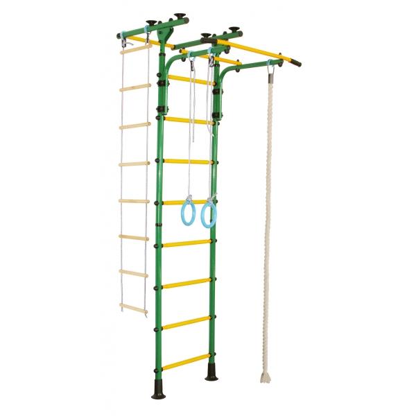 Детский спортивный комплекс «ЮНЫЙ АТЛЕТ» модель «Пол-потолок-Т ...